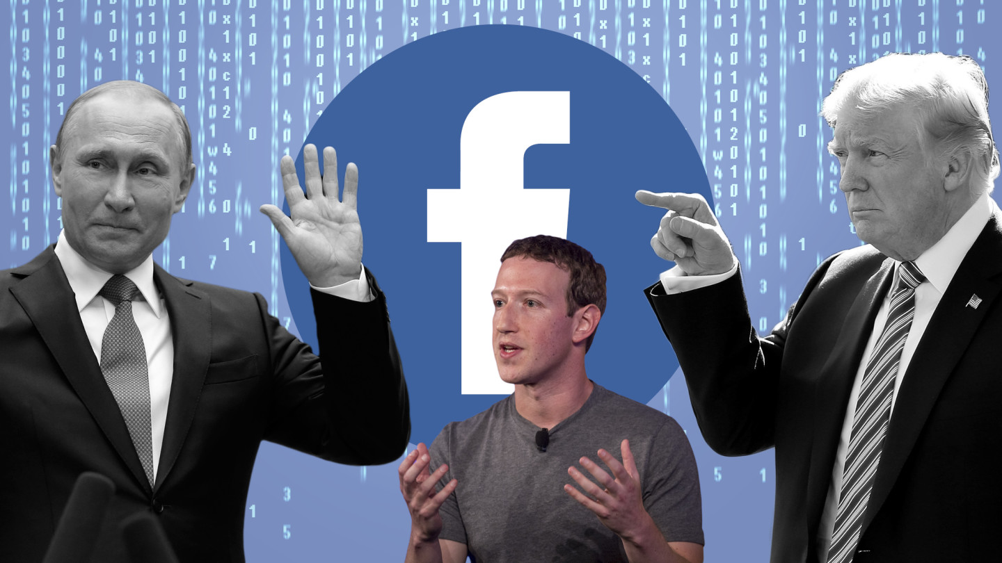 Facebook left spinning by Russian revelations | Financial Times