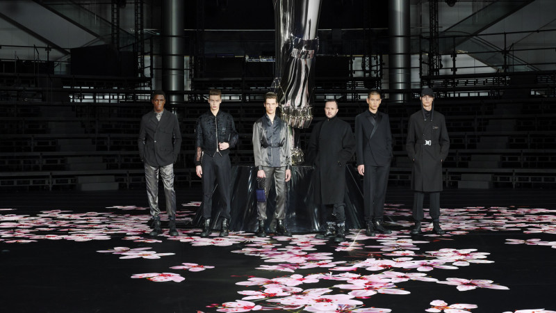 ad196587489f Dior in Tokyo  72 hours with Kim Jones