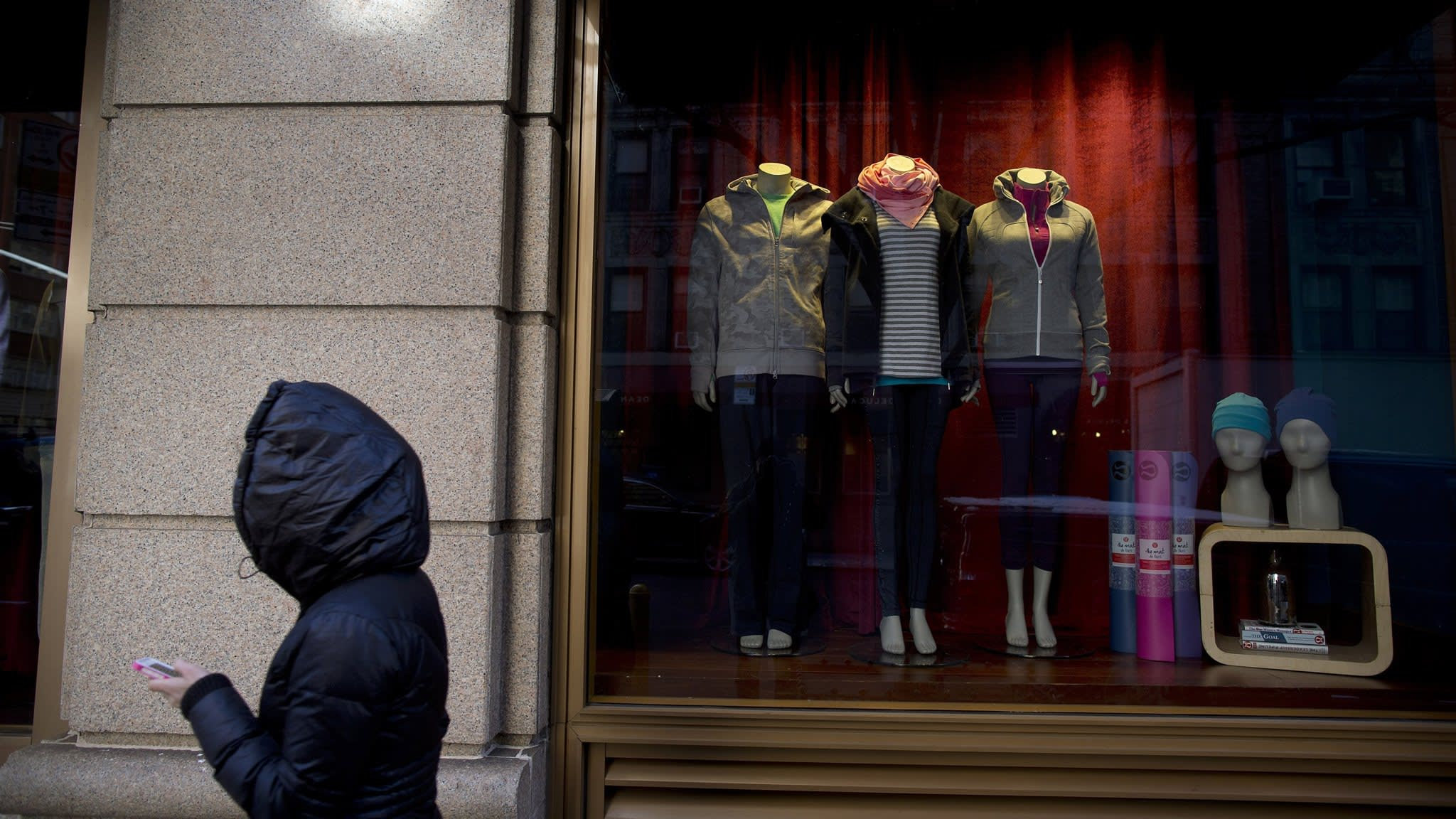 Lululemon chief quits abruptly over conduct breach
