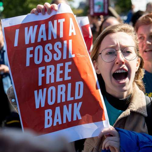 Are financial institutions waking up to climate change?