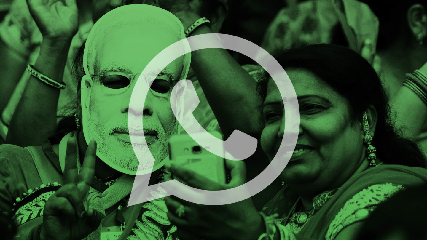 India: the WhatsApp election | Financial Times