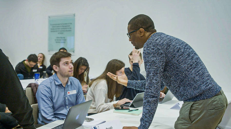 Teaching sustainability: how MBAs are combining mainstream with green-stream