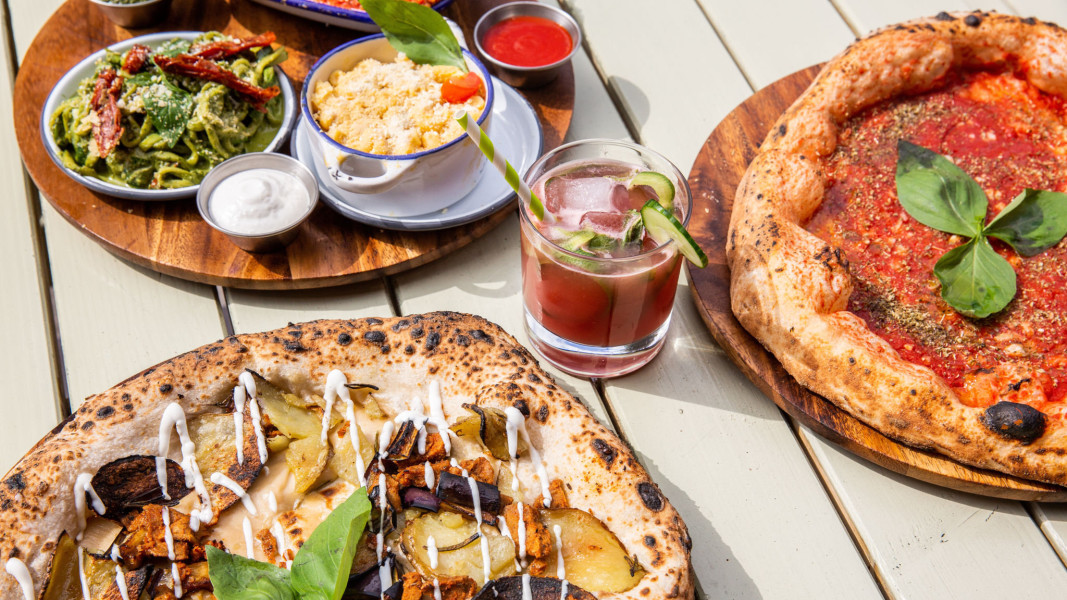 Living On The Veg London S Top Spots For Vegan Eats