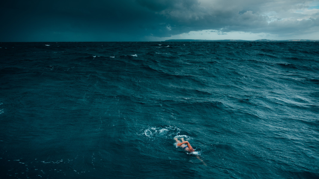 The ultra-swimmers pushing the sport's boundaries