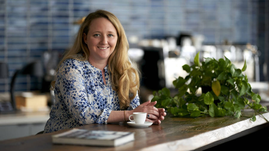 Student profile: how an online degree keeps the coffee flowing