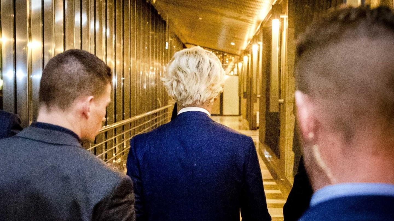 Dutch Voters Crush Hopes Of Populist Wilders