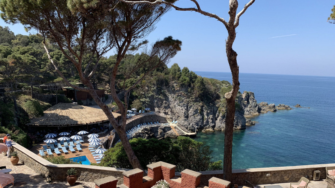 Ischia in style: the revamped Mezzatorre hotel | Financial Times