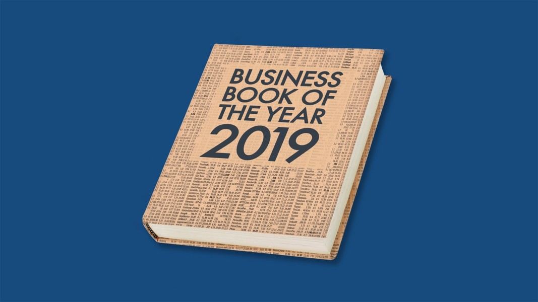 FT & McKinsey Business Book of the Year 2019 | Financial Times