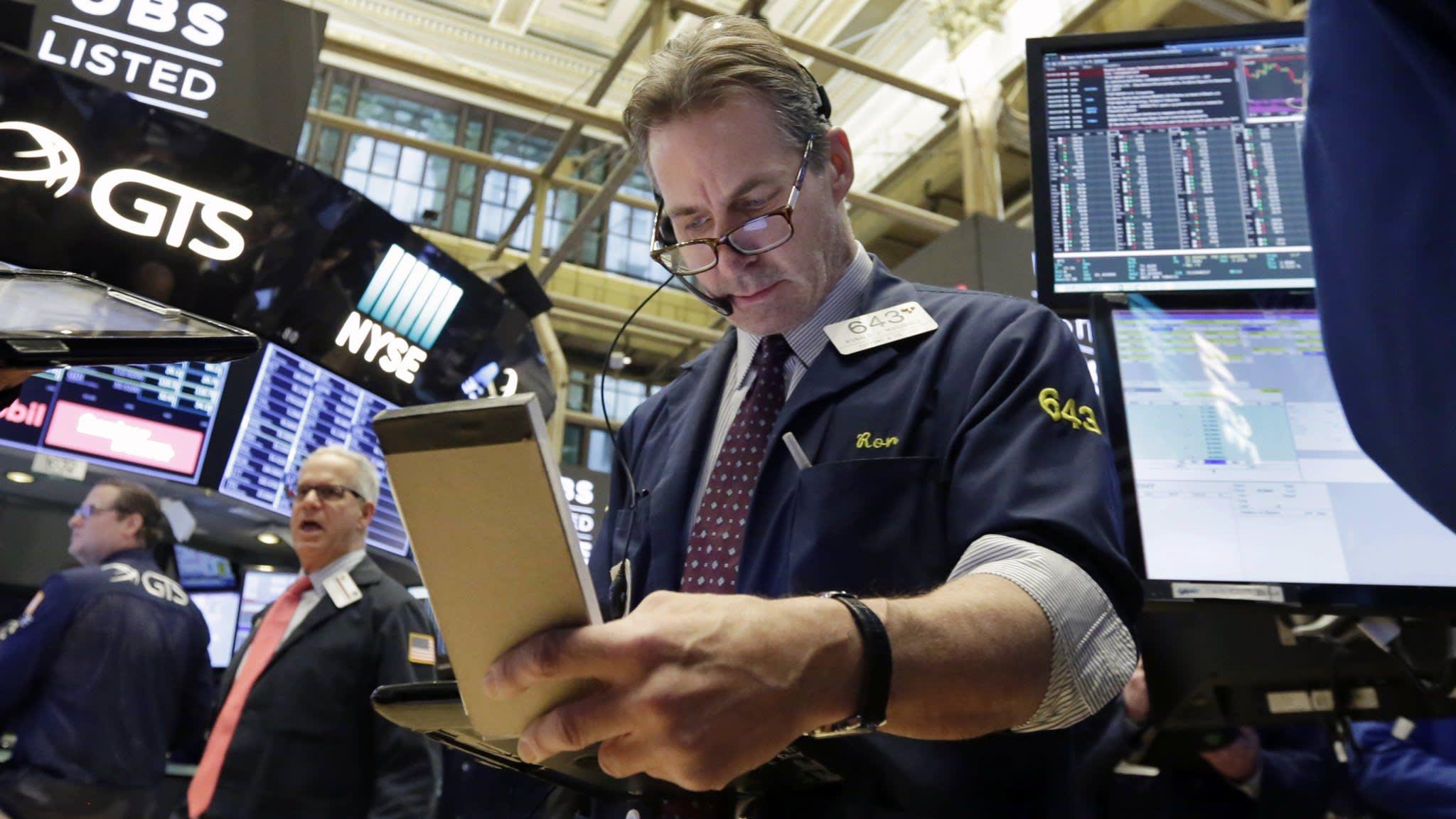 Global stock markets stage rebound after wild ride