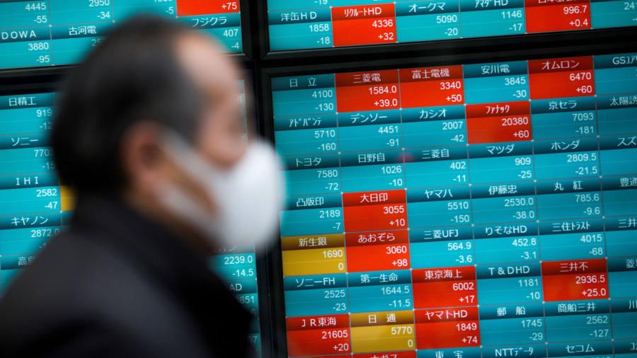 Corporate debt markets fret over coronavirus effects