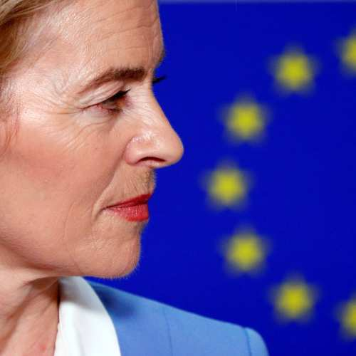 Germany's von der Leyen takes up key EU leadership role