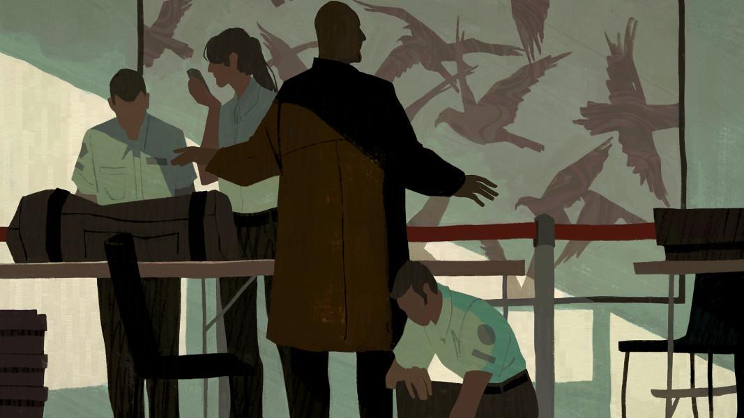 The fall of a falcon smuggler | Financial Times