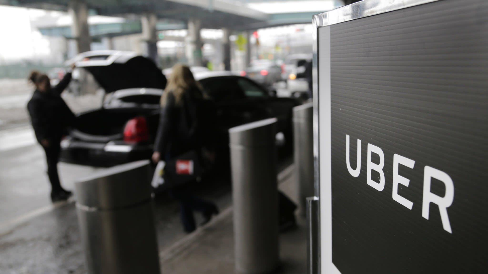 Uber acelera hacia la cotización en bolsa