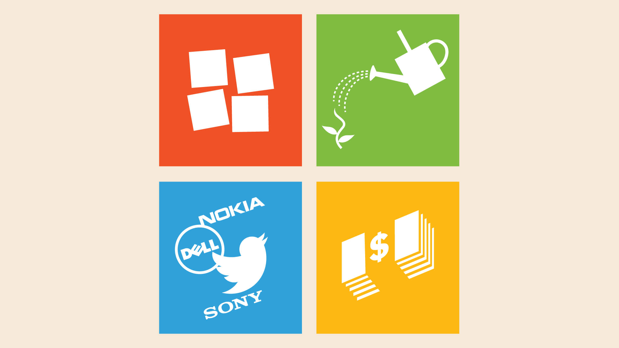 Technology Microsoft S Outlook Financial Times