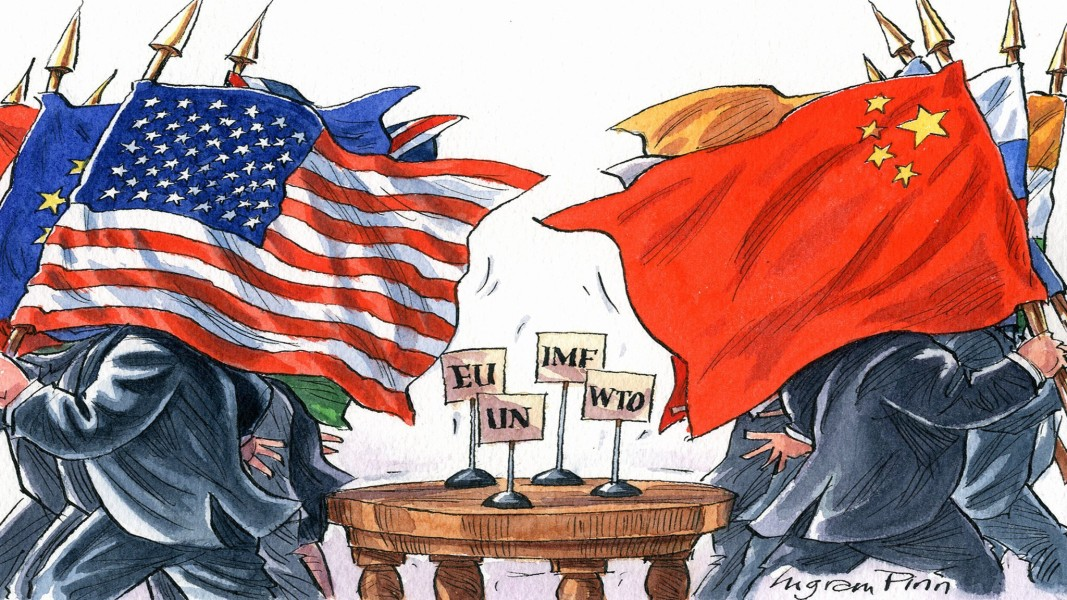 Image result for china america trade war