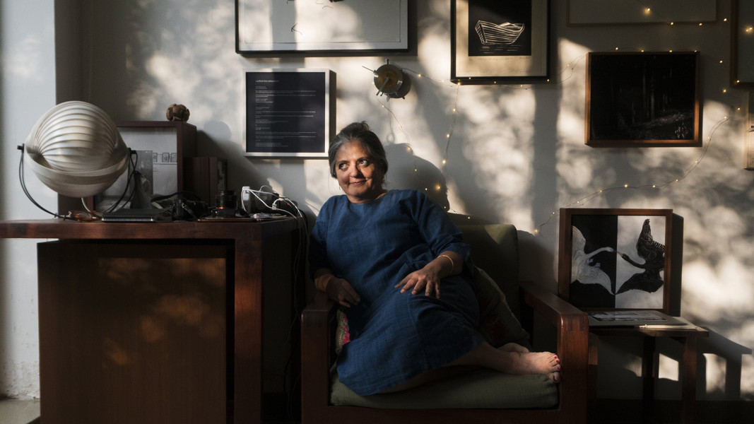 Dayanita Singh Why Should Photography Be Stuck On The Wall