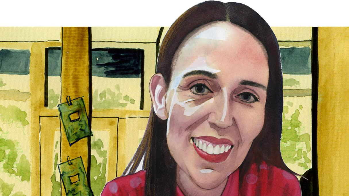 Jacinda Ardern: Jacinda Ardern: 'we Should Not Expect Women To Be