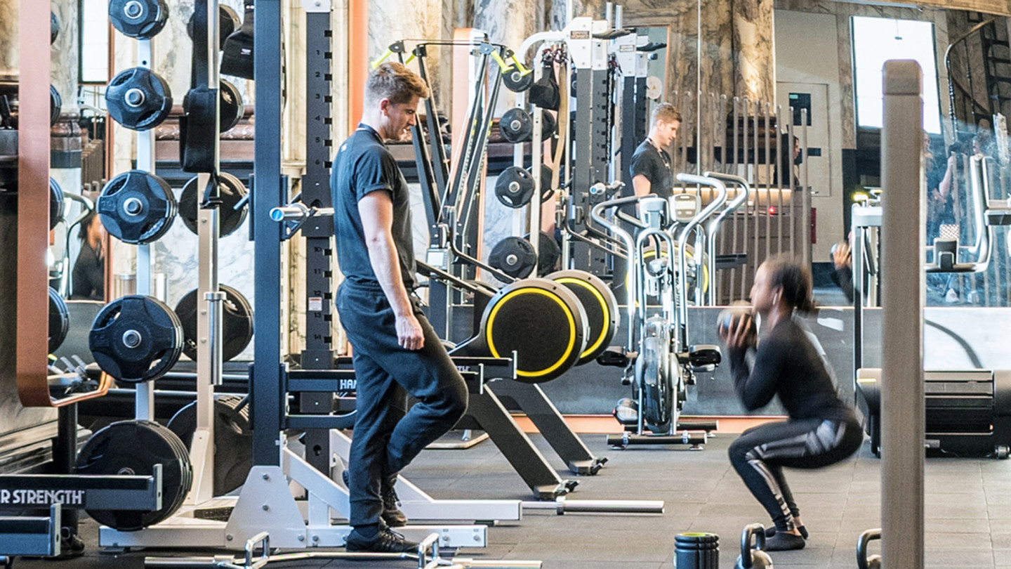 cb6c11ae654 As millennials become increasingly preoccupied with their physical and  mental wellbeing, has the gym become the new pub?