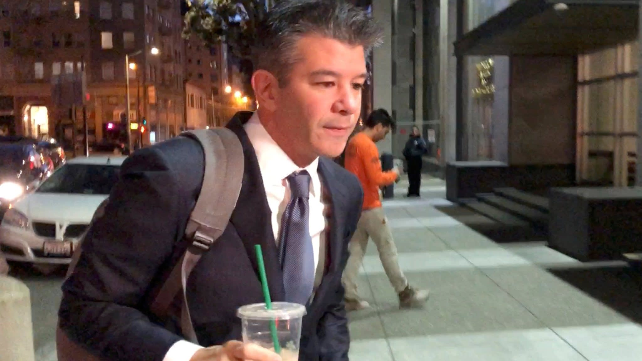 Former Uber chief hints at regret over deal at heart of Waymo trial