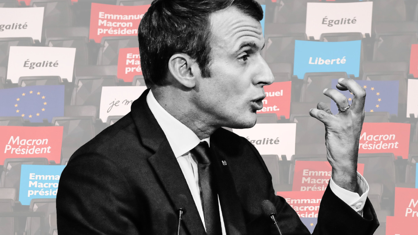 French President Emmanuel Macron Seeks The Popular Touch Financial Times