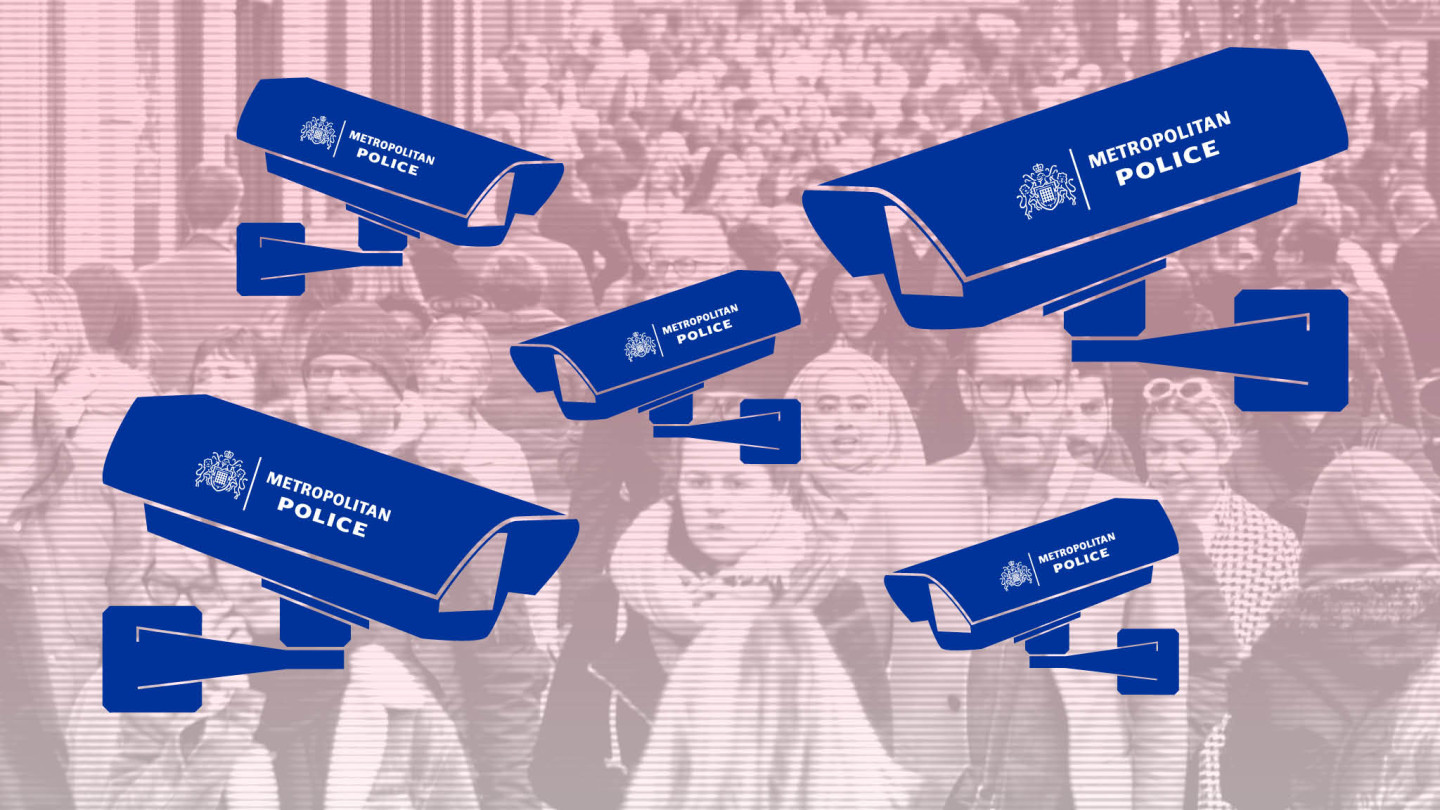Techmeme: With an estimated 420K CCTV cameras operating in