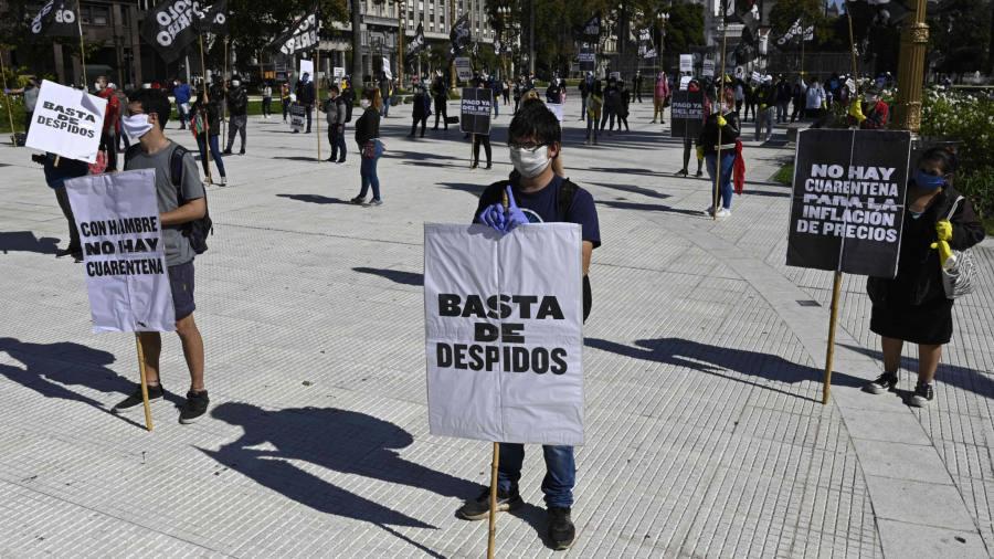 Debt Relief Alone Won't Save Argentina