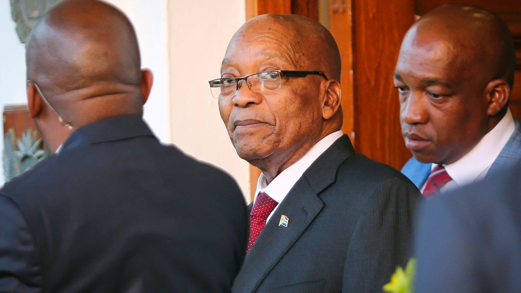 Zuma and Ramaphosa face off in battle of wills