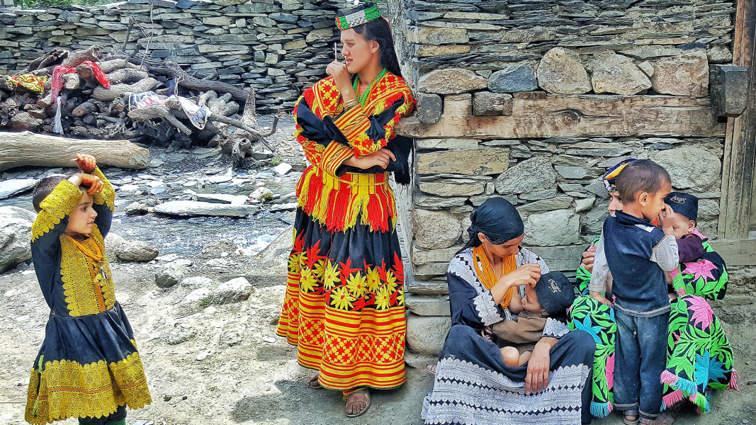 Dancing in the hills: a journey to meet Pakistan's Kalash people
