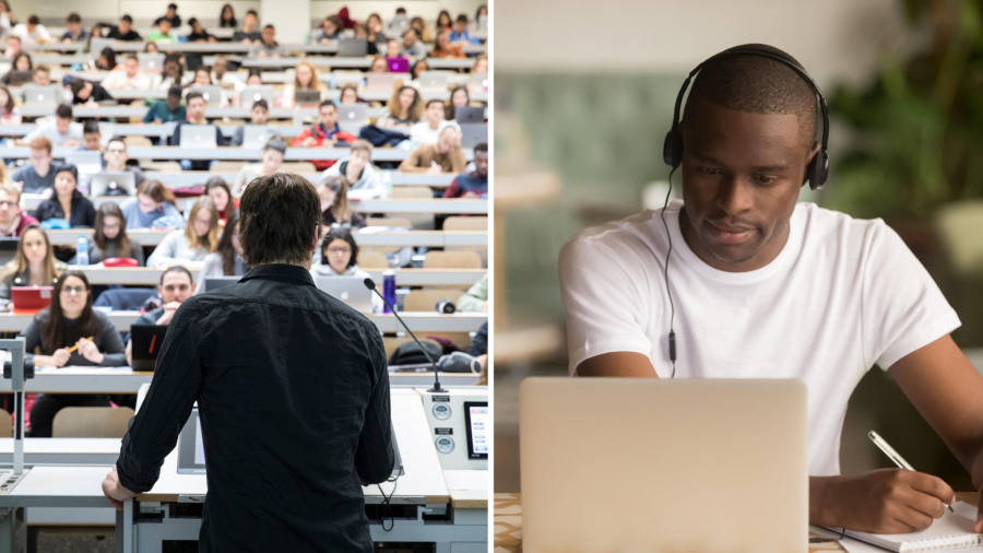 Decision time: should I do my MBA online or on campus?