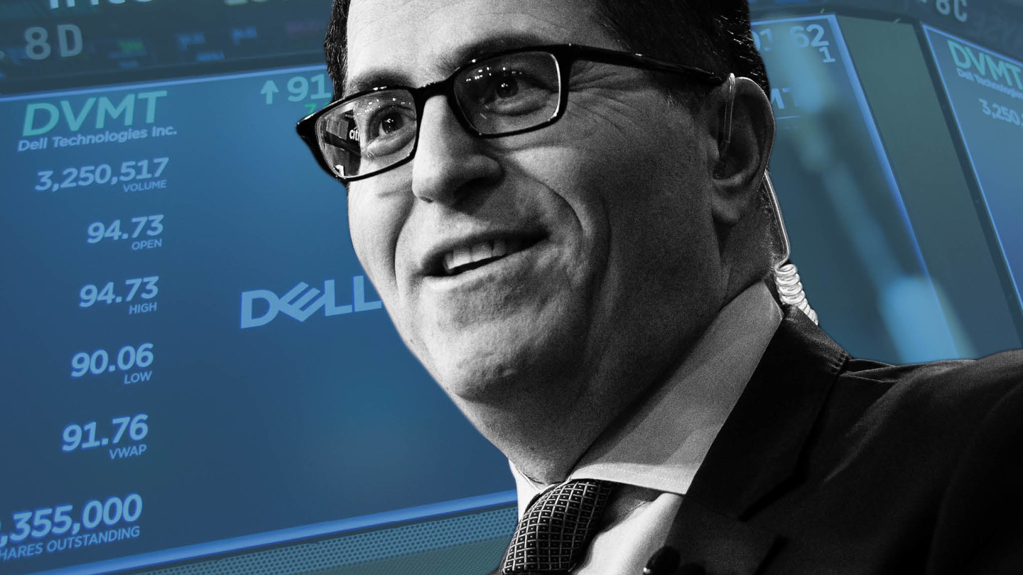 Dell: the tricky maths of a reverse merger | Financial Times