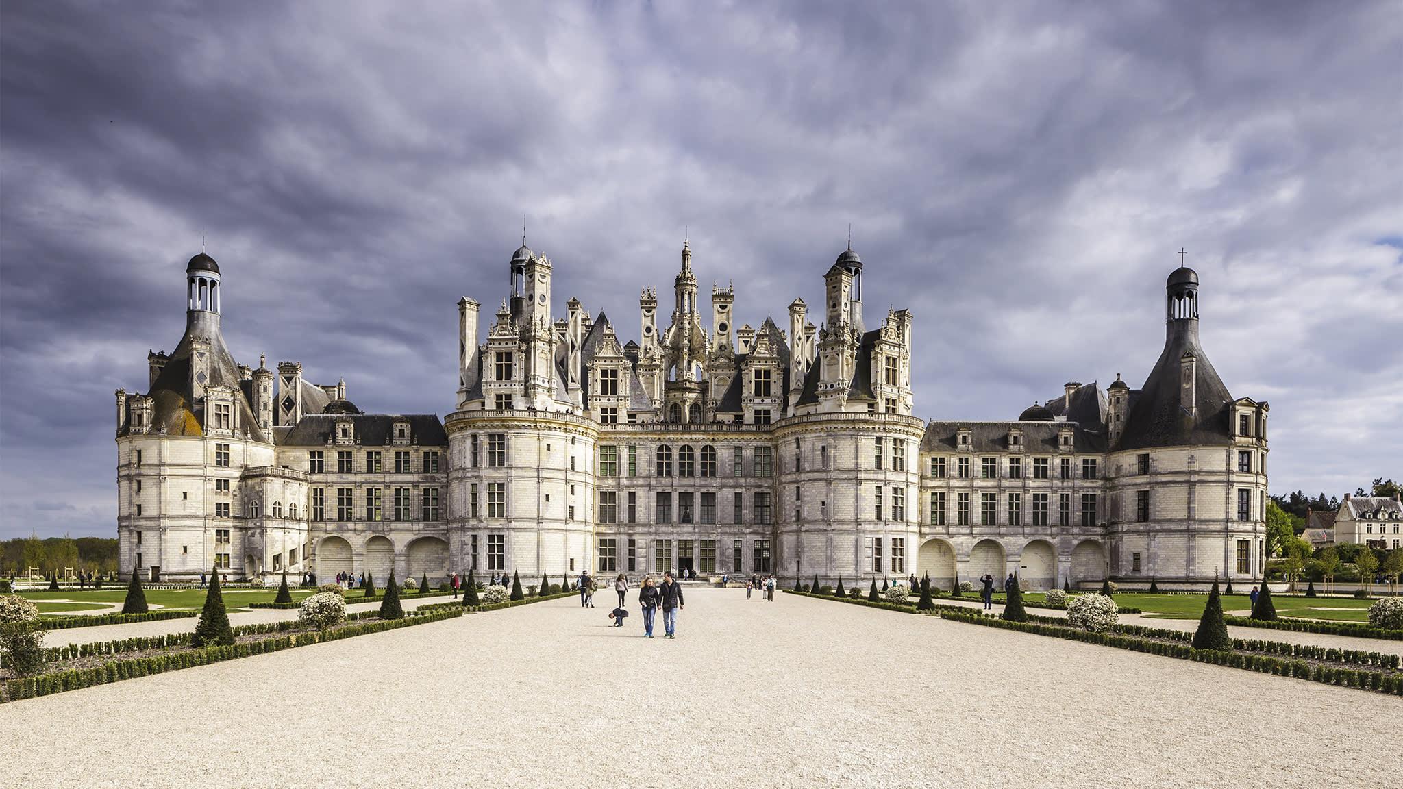 Resultado de imagen para château de Chambord,