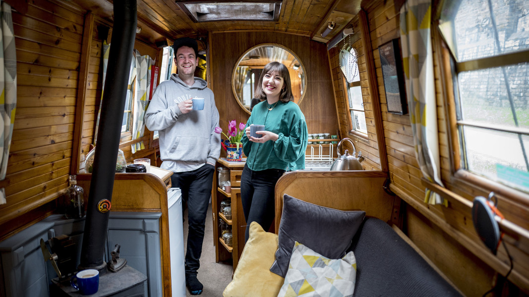 Can you barge your way on to the housing ladder? | Financial Times
