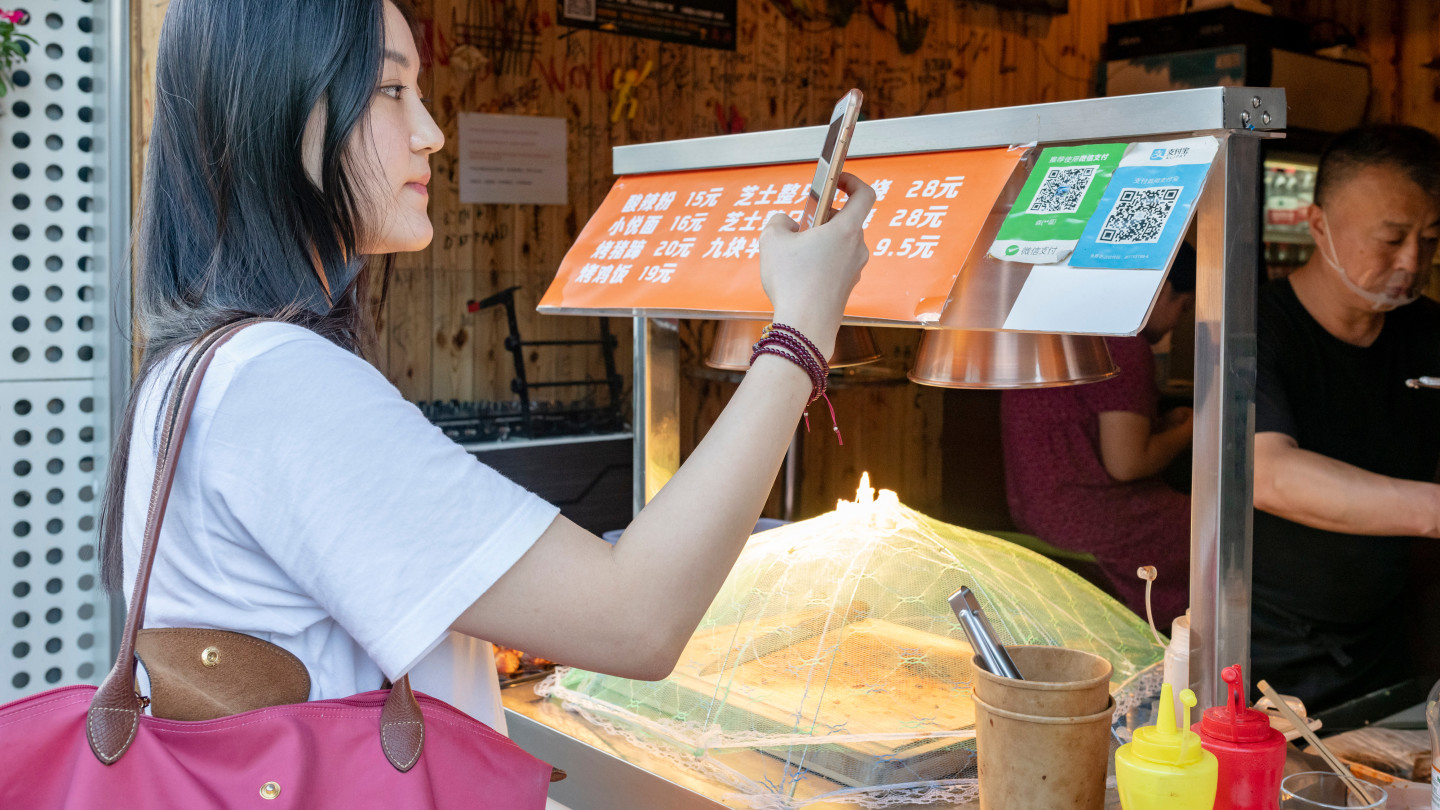 f34afacd42 Why millennials are driving cashless revolution in China