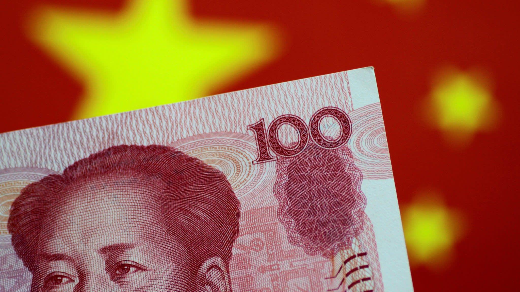 Renminbi flies after Beijing removes shackles