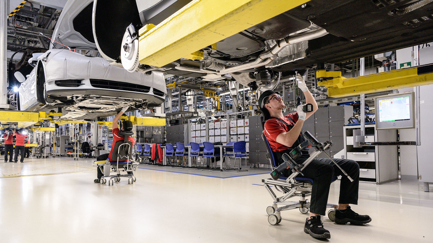Germany invests to prolong employees' working lives