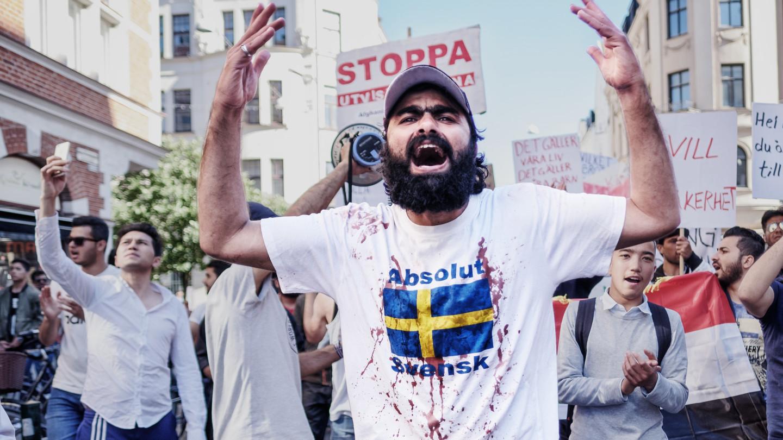 Αποτέλεσμα εικόνας για IMMIGRANTS IN SWEDEN