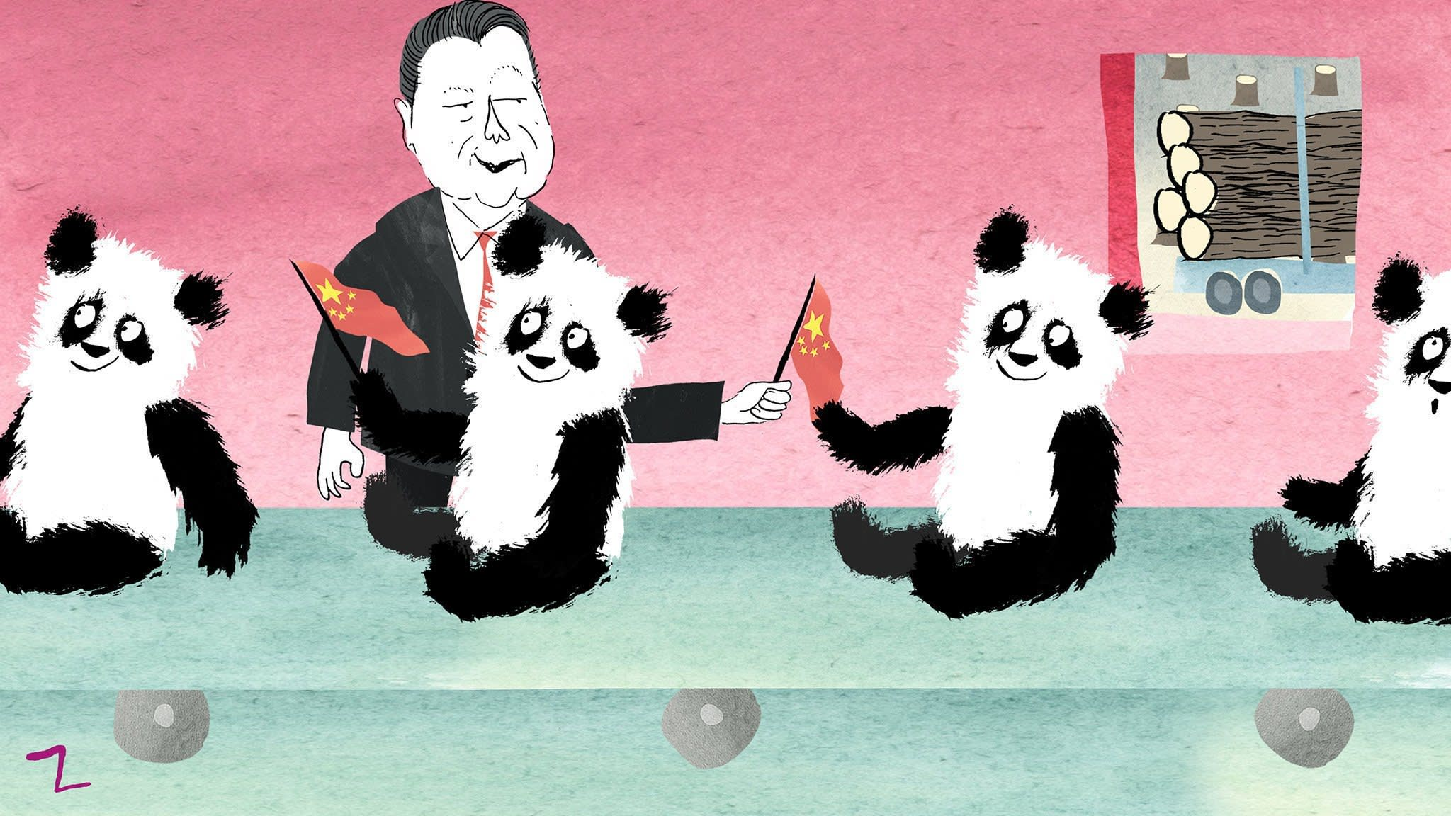 Soft Power: The Scramble for Popularity
