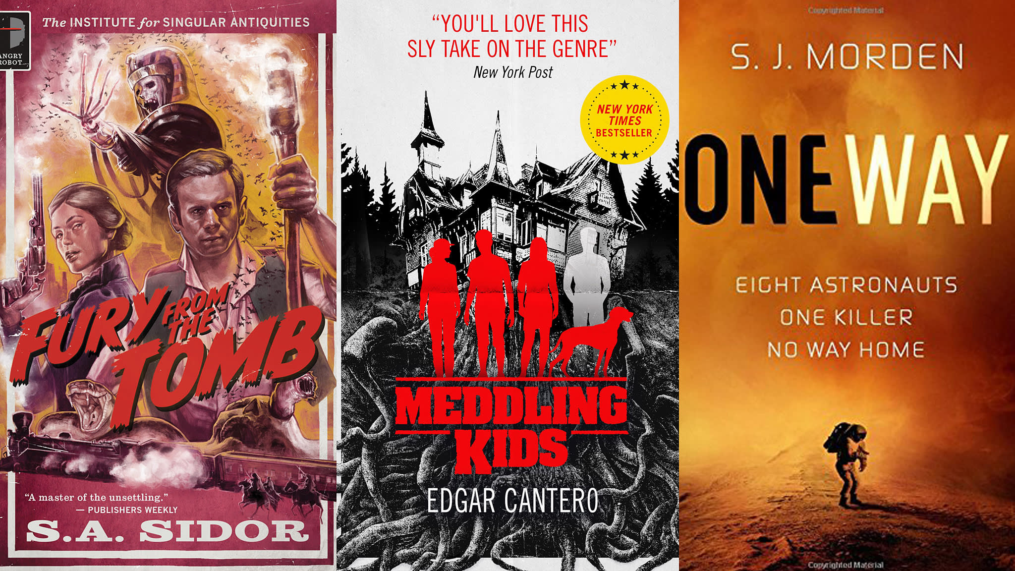 Summer Books Of 2018 Science Fiction Financial Times