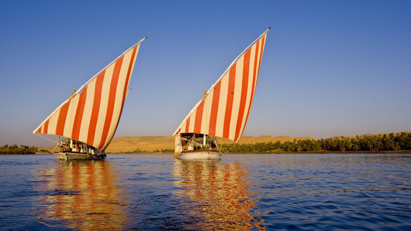 A slow boat down the Nile   Financial Times
