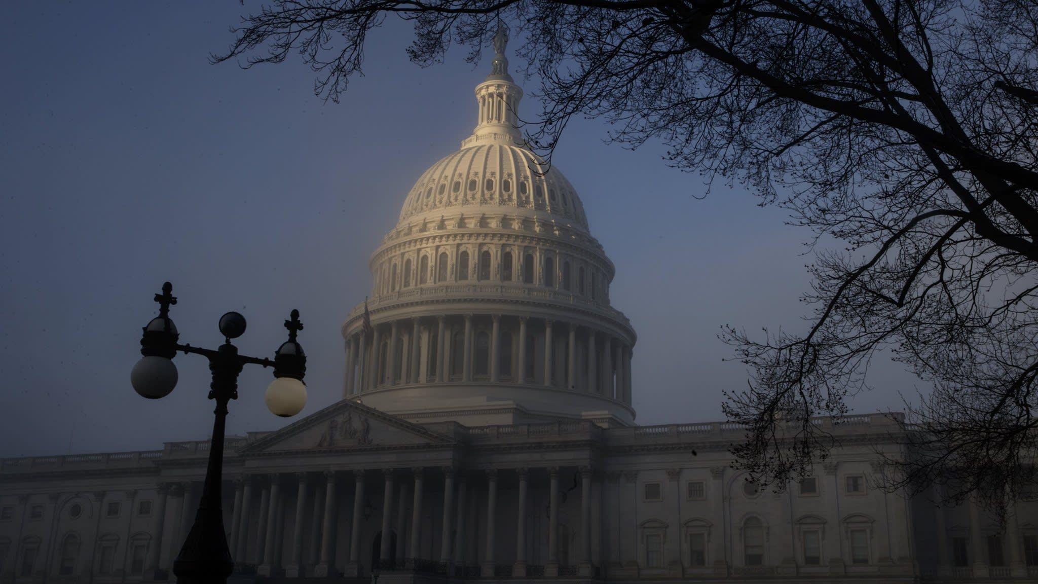 US Senate strikes two-year budget deal