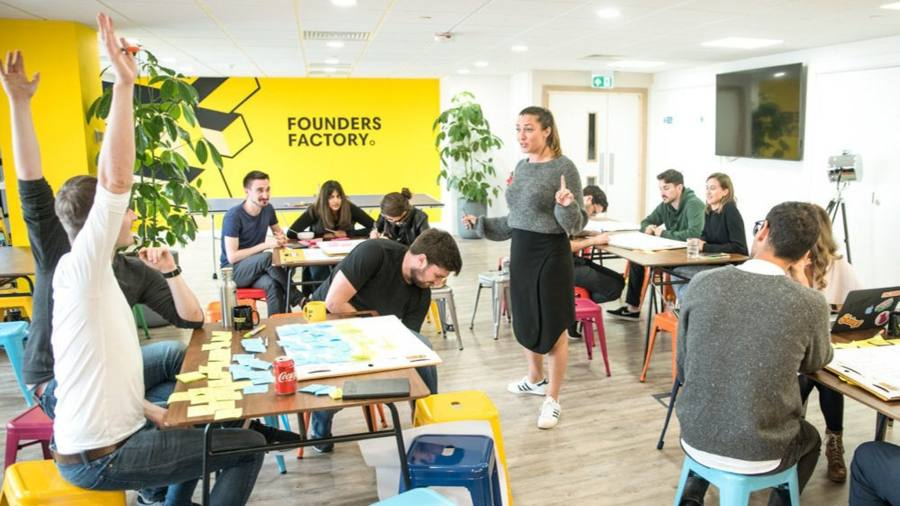 Founders Factory trains UK students as venture capitalists