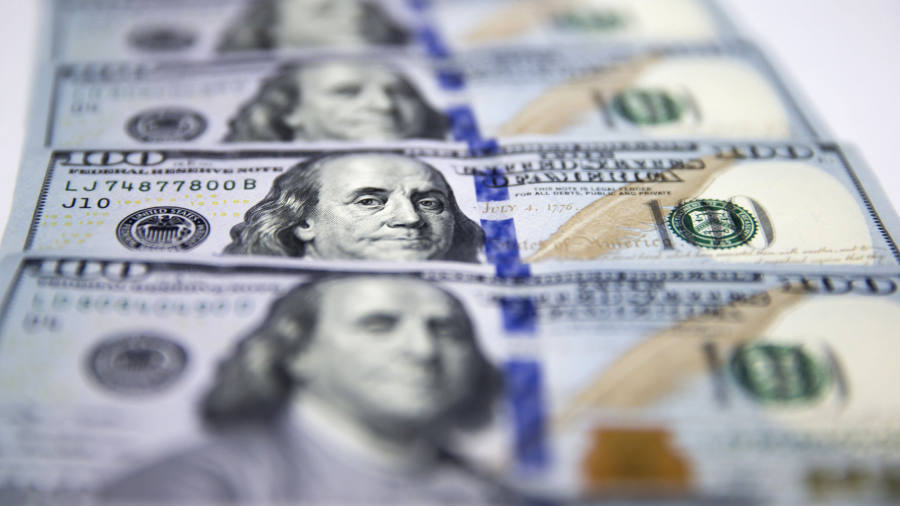 Global funding squeeze forces dollar higher