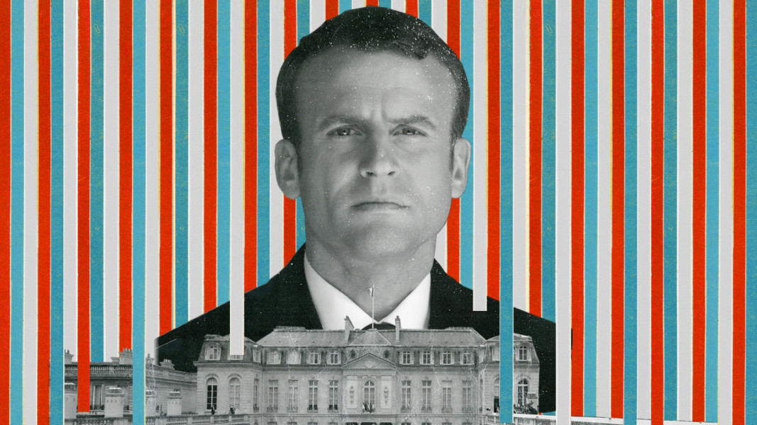 The Macron Paradox Can One Man Really Change France Financial Times