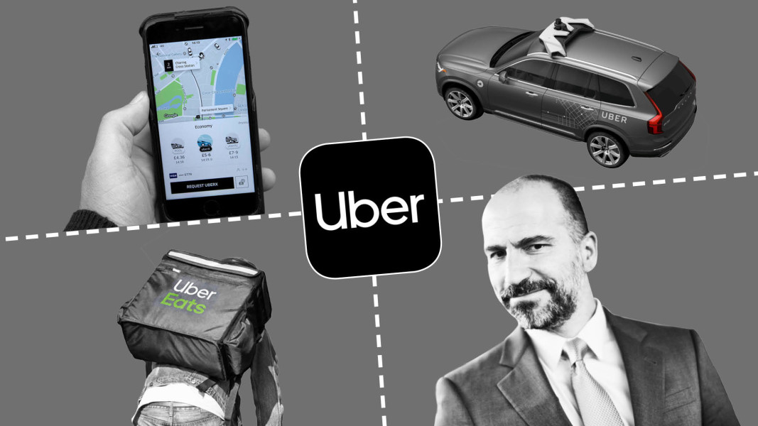 Uber IPO | Financial Times