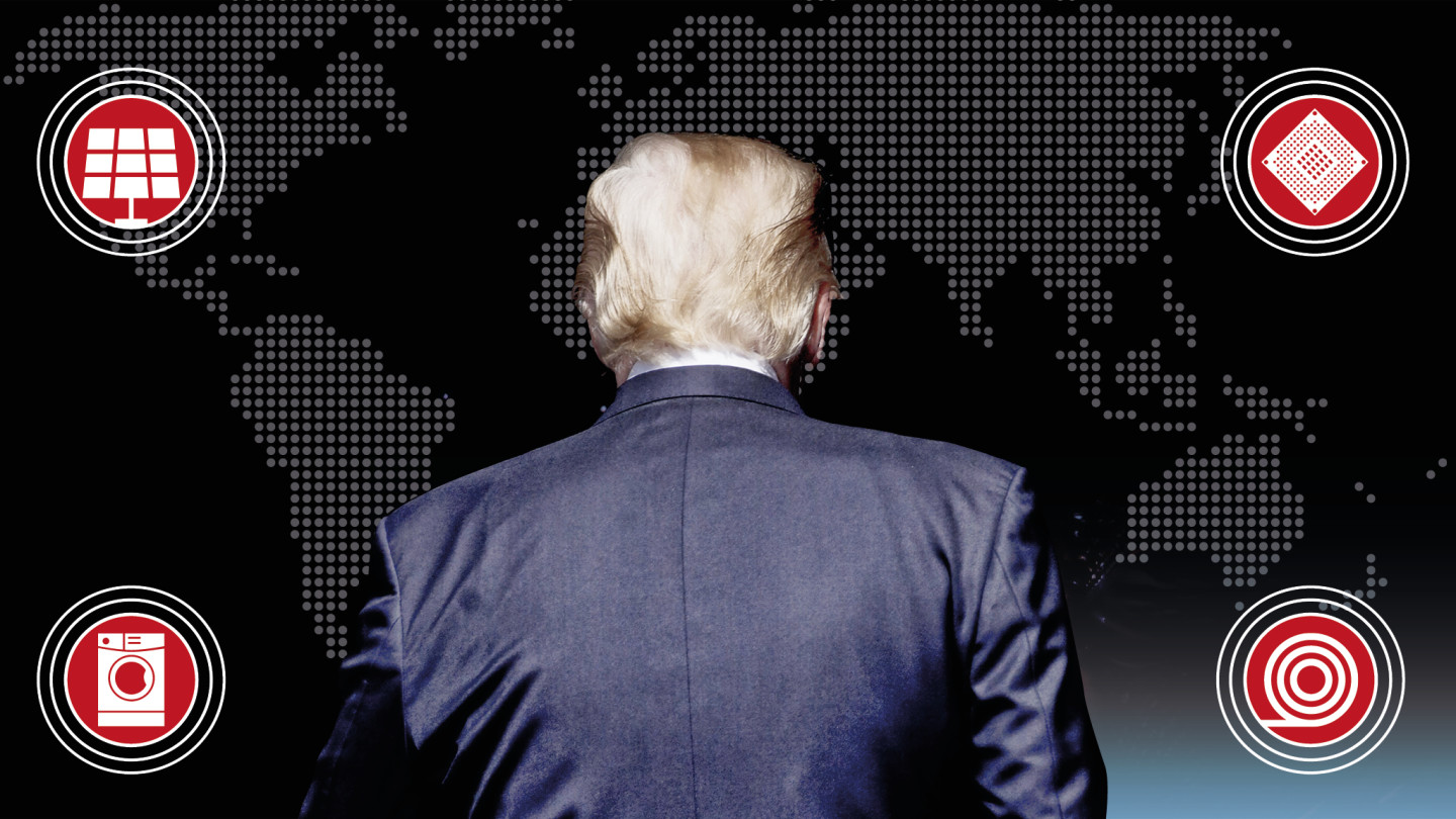 Trump Agenda Does The President Have Americas Back On Trade