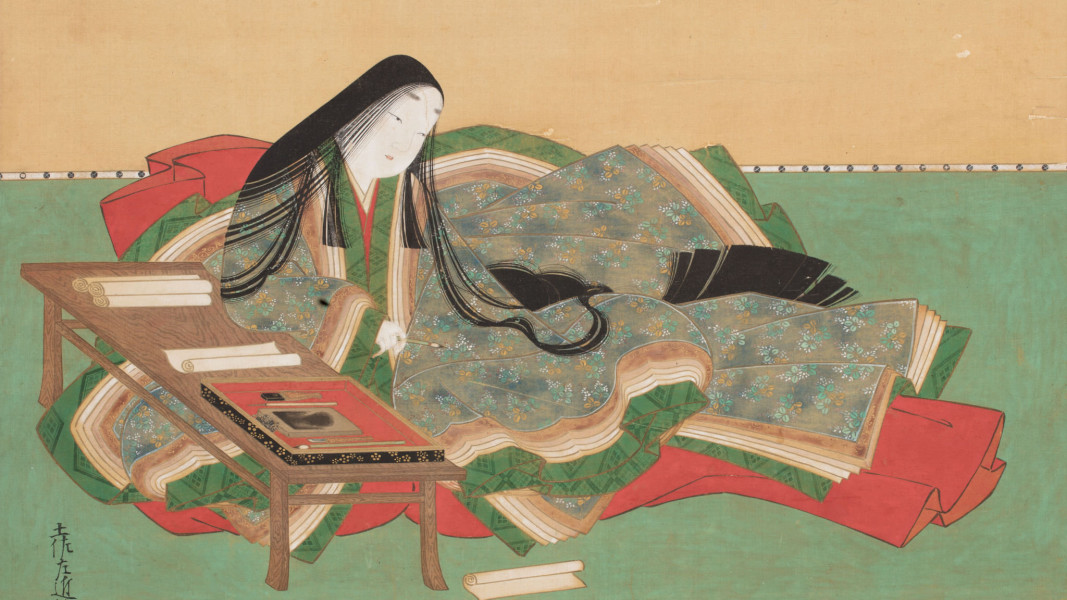 The Tale of Genji — a radiant collection of art inspired by the world's  first novel | Financial Times