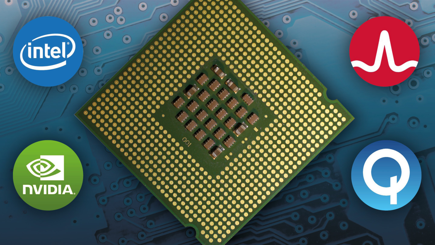 Chipmakers bet on the 'big bang' of artificial intelligence