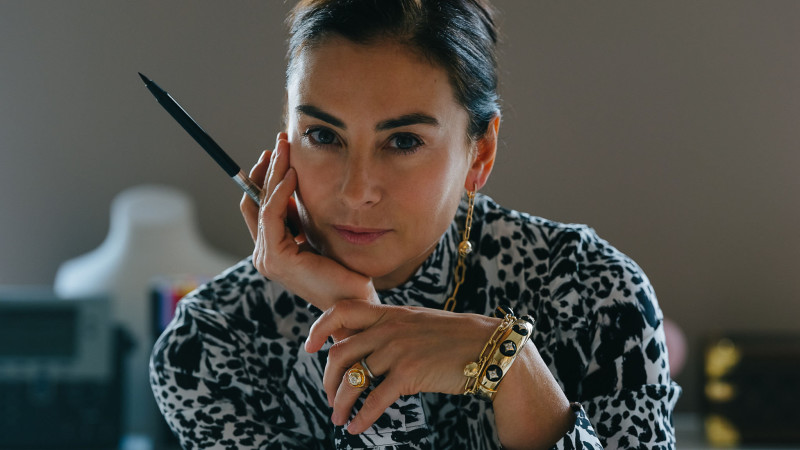 25a12cb6a In her first interview since taking over jewellery at the luxury house,  Francesca Amfitheatrof talks about the adventure ahead and the artists who  inspire ...