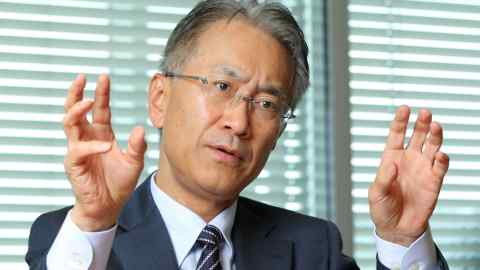 Sony boss shows passion for purpose