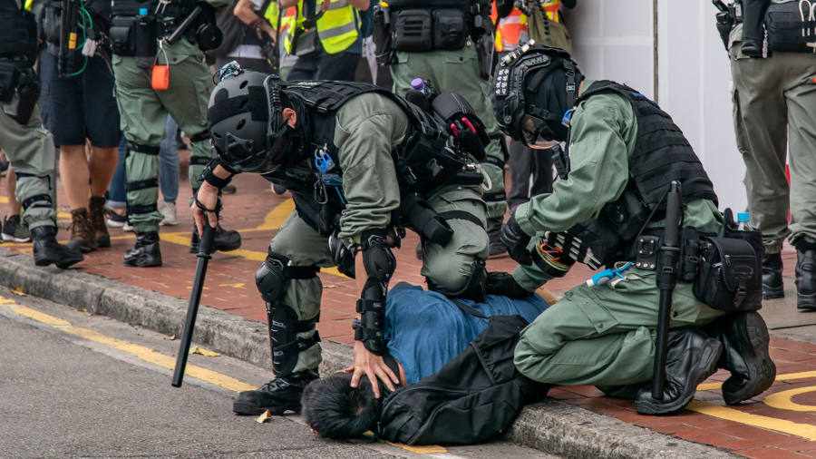 The G7 must stand up for Hong Kong's freedom